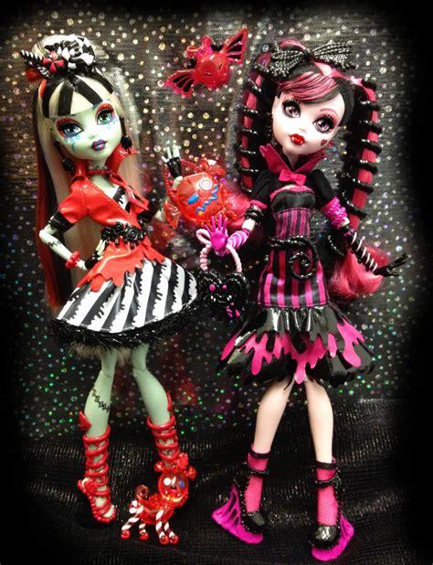 High Sweet Scream новые куклы монстр хай 2013 sweet scream куклы