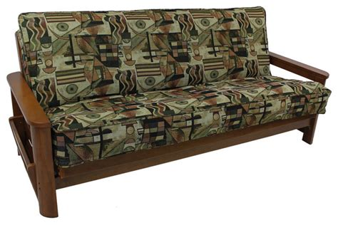 Pattern Futon Cover by Shop Houzz Blazing Needles Patterned Tapestry 8 To 9