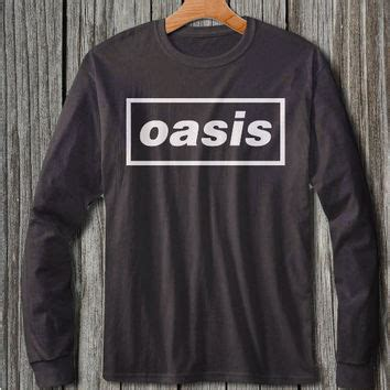Jaket Sweater Hoodie Oasis Musicband oasis band shirt sleeve oasis logo from karinashopshirt on