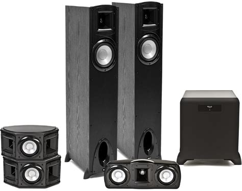 klipsch f 10 home theater audionet