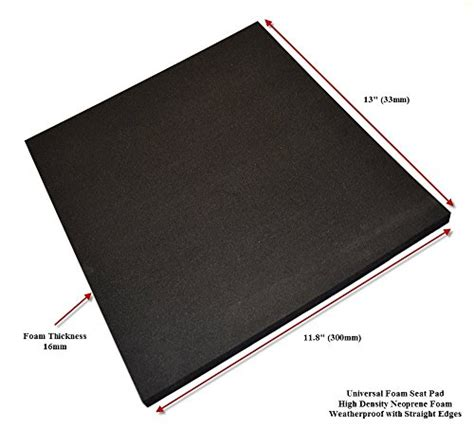high density memory foam motorcycle seats universal motorcycle race seat pad for track use high