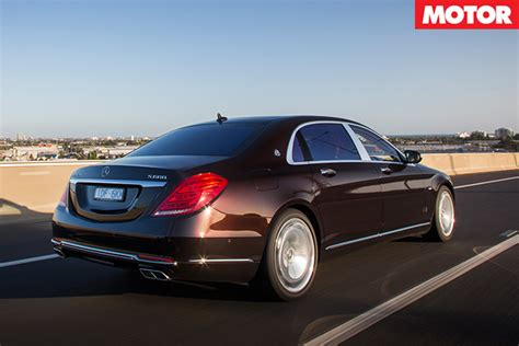 maybach australia mercedes maybach s600 a sell out in australia