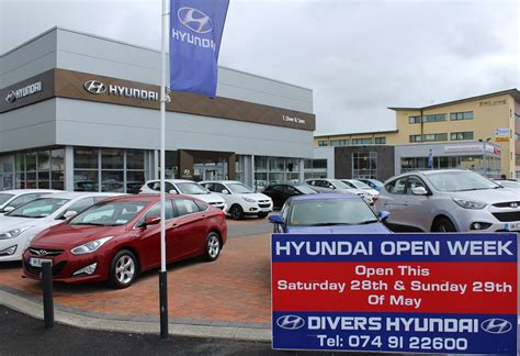Hyundai Garages Ireland by Diver S Hyundai Donegal Daily