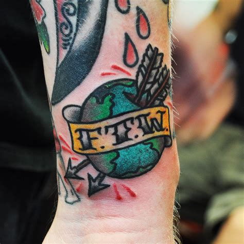 ftw tattoo tattoos living arts new pa we do great