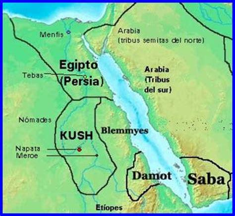 africa map kush bms ancient civilizations kingdoms