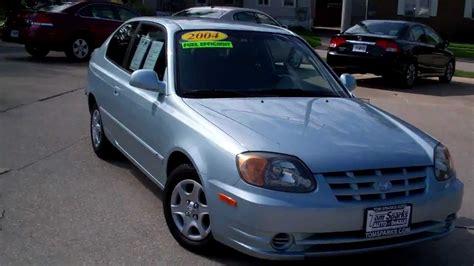 2004 Hyundai Accent Hatchback by 2004 Hyundai Accent 2dr Hatchback Only 43000 Dekalb
