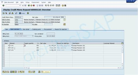 Credit Memo Form In Sap How Sap Adobe Forms Help Implement The Credit Note Management Process Sap Consulting