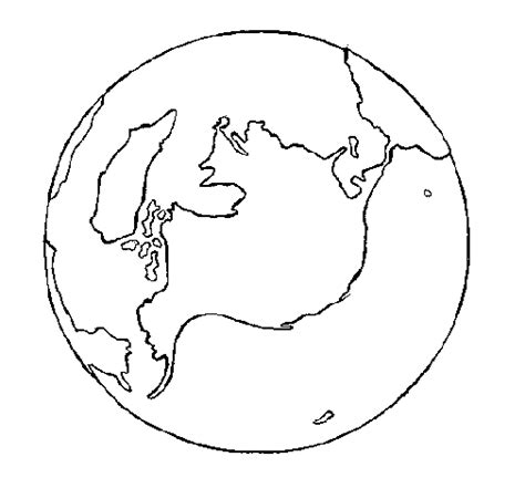 Planet Earth Coloring Page Planet Earth Coloring Pages