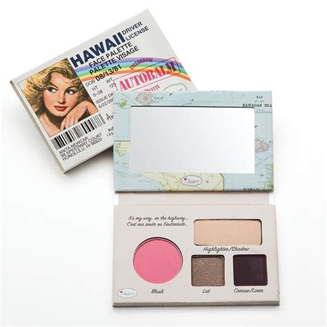 Thebalm Autobalm Hawaii Palette the balm autobalm palettes for fall 2014 musings of