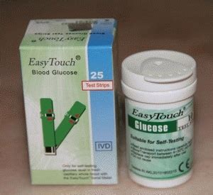 Original Refill Glucose Easy Touch Isi 25 jual refill glucose easy touch nusantara medika