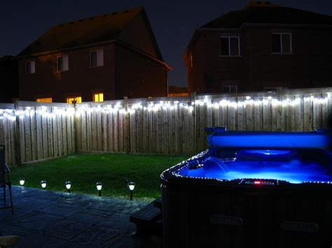 17 Best Images About Backyard Lighting On Pinterest Backyard Led Lighting