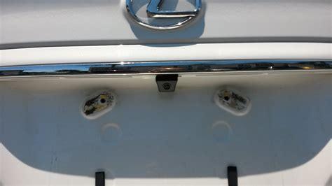 Blind Spot Location 2005 Es330 Back Up Camera Installation Clublexus Lexus
