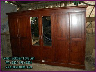 Lemari Kayu Satu Minggu harga lemari pakaian kayu biasa harga lemari pakaian kayu
