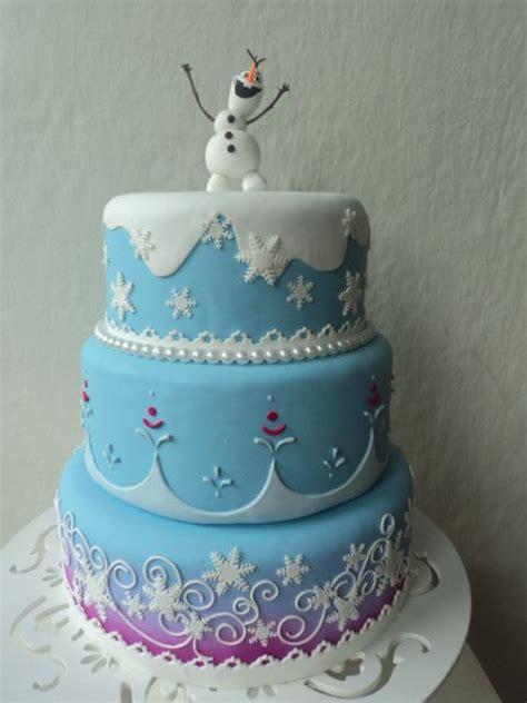 Disney frozen birthday cake with olaf muchpics