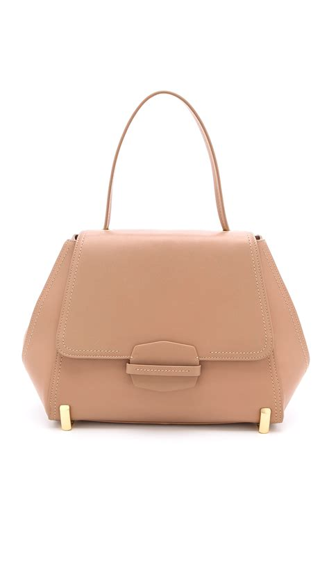 Zac Posen Shoulder Bag by Zac Zac Posen Shoulder Bag Blush In Pink Lyst