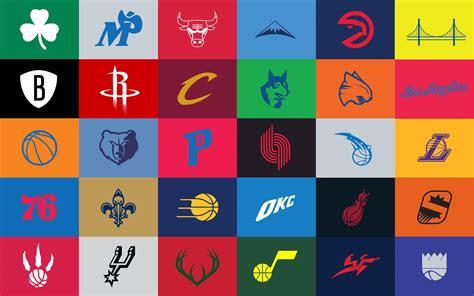 Mba Team Logos by Nba Team Logos Wallpapers 2016 Wallpaper Cave