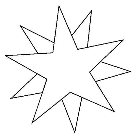 imagenes de estrellas bonitas para dibujar dibujo de estrellas para pintar en tus ratos libres