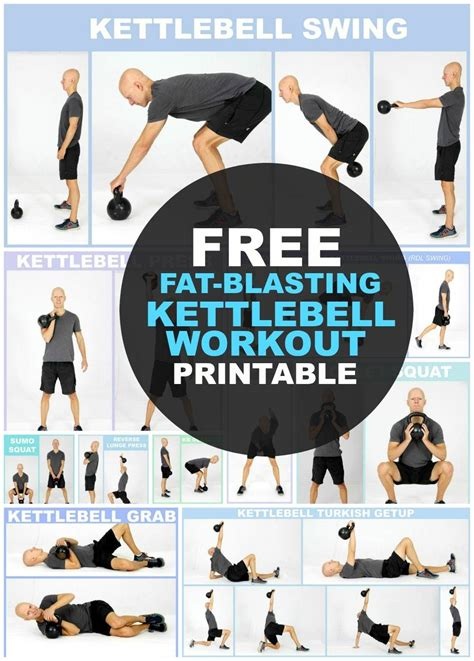 kettlebell swing workout routine kettlebell гиря best kettlebell full body workout