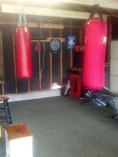 boxing boxing mancave boxing