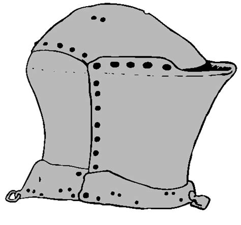 knight helmet coloring page colored page knight s helmet painted by riain