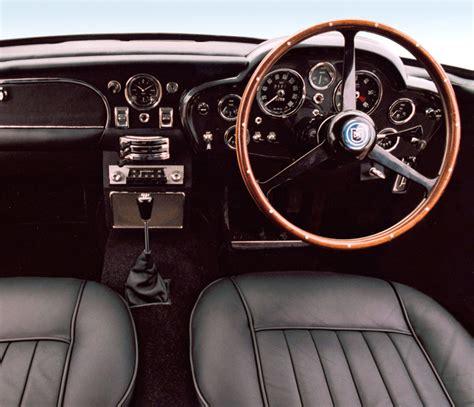 vintage aston martin interior db5 and db5 convertible aston martin
