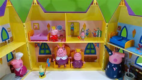 la casa de peppa pig juguetes peppa pig palacio de la princesa peppa princess peppa s