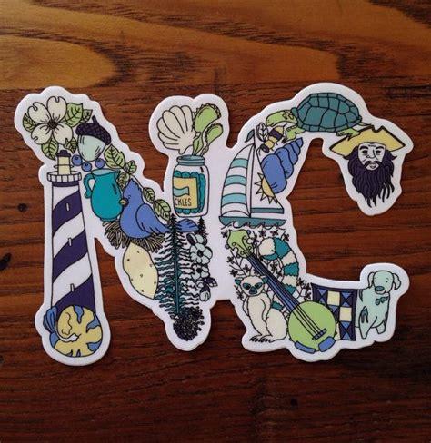 Carolina Stickers