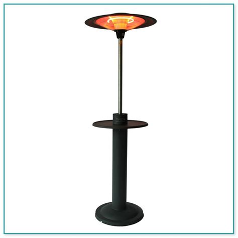 Electric Patio Heaters Free Standing Electric Patio Heaters Free Standing