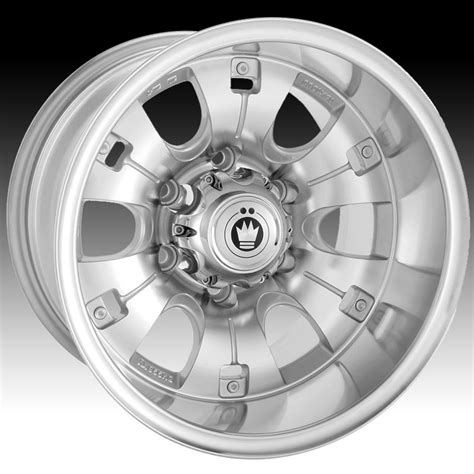rugged wheels konig rugged road rg silver w machined custom rims wheels discontinued konig custom