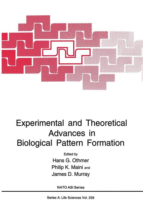 pattern formation definition biology experimental and theoretical advances in biological