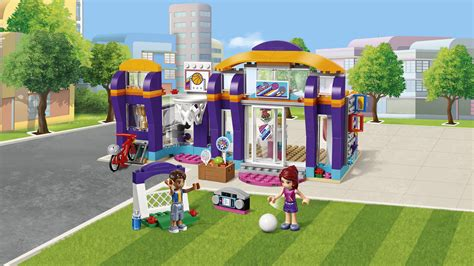 Lego Friends Arina lego friends heartlake sports centre 41312