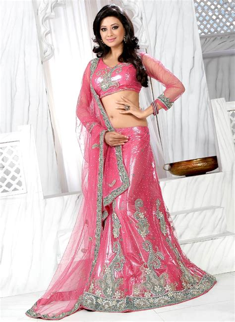 Obama Curtains by Latest Lehenga Design Collection 2014 Latest Classic Net