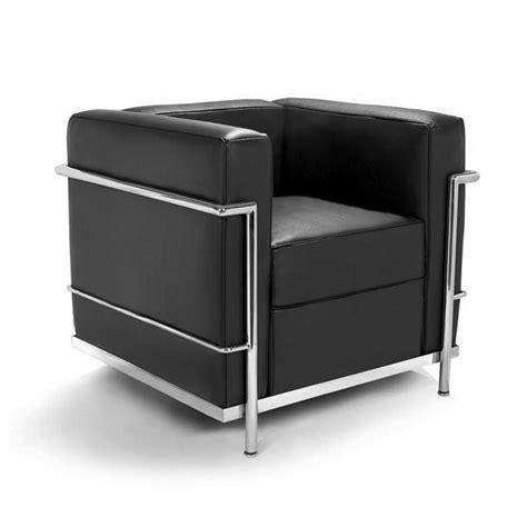 corbusier armchair le corbusier style lc2 armchair