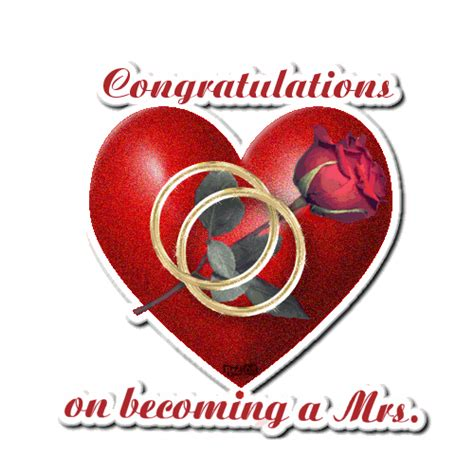 wedding congratulations gif hearts glitters images page 6