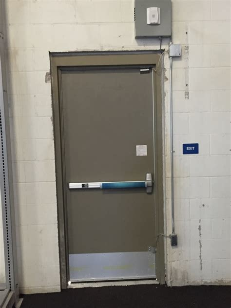 Steel Door Installation by All Locks Doors Livermore California Proview