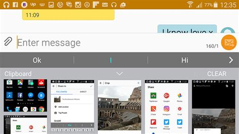 how to access and manage your android clipboard history