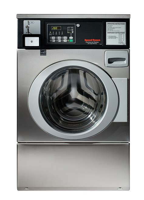Washer: Speed Queen Commercial Washer