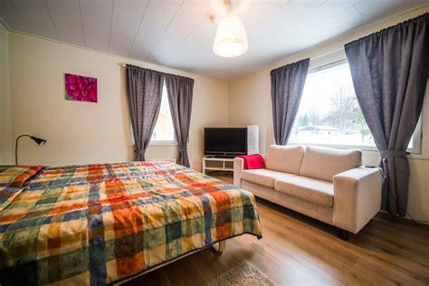 Sauna In Bedroom by Four Bedroom Apartment Kymppi With Sauna Hotel Aakenus