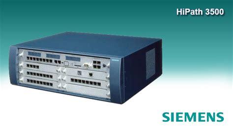 Pabx Hybrid Unify Siemens siemens hipath 3500 pabx phone system voip pabx phone