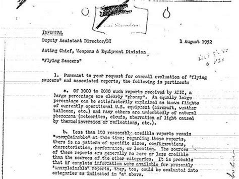 Declassified Nasa Documents