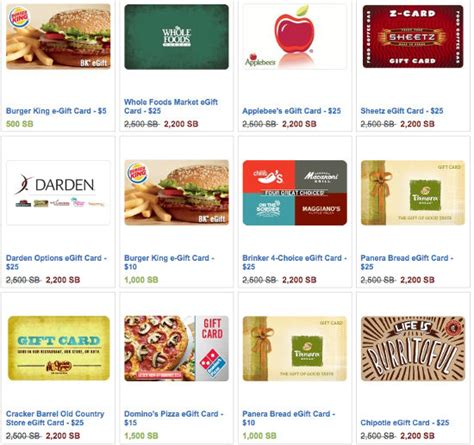 Restaurant Gift Cards By Email - do this first before visiting any chain restaurant and save big