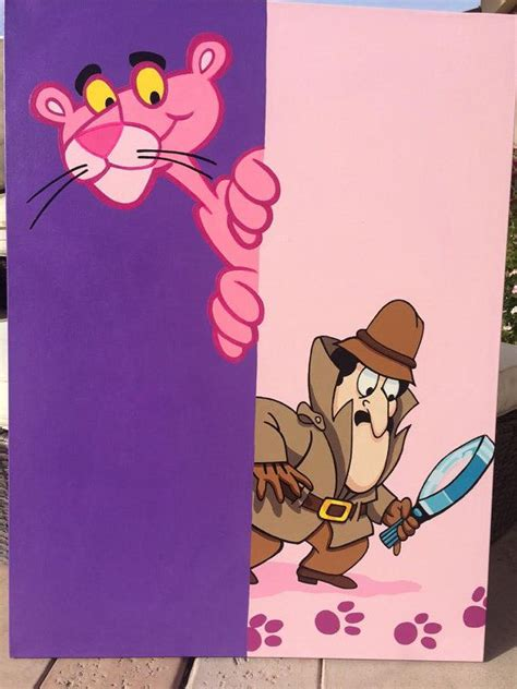 painting pink panther 70 best pop papa images on pop pop