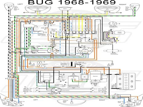1967 vw beetle fuse box wiring diagram wiring forums