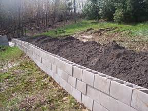 inexpensive wall how to build inexpensive retaining walls spotlats