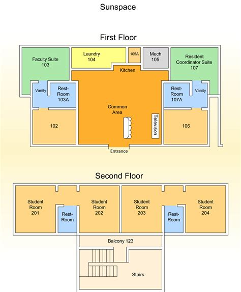 cal poly floor plans crs layouts