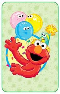 quot elmo says happy birthday quot birthday printable card