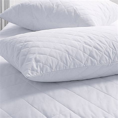 Quilted Pillow Protectors by 187 Categories 187 Pillow Protectors