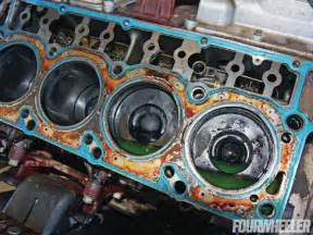 Ford 6 0 Problems Every Ford 6 0l Power Stroke Diesel Issue Solved Four