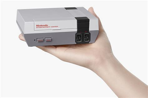 30 classic on a collector s edition mini nes gametraders news nintendo mini collector s edition nes hypebeast