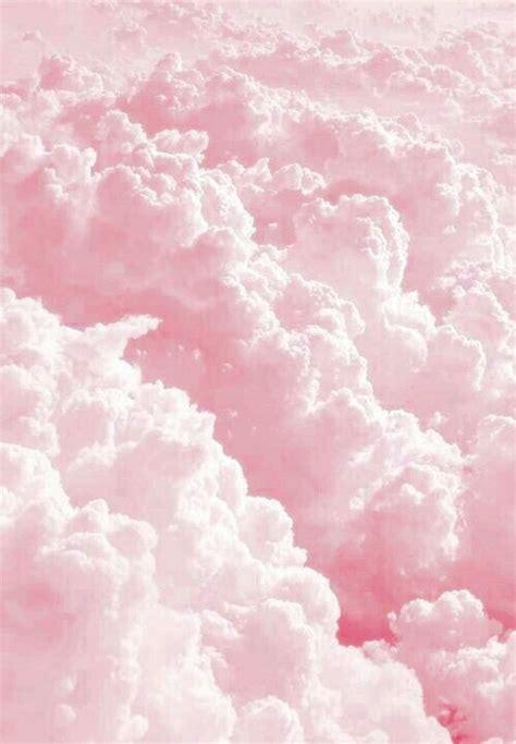 wallpaper awan pink pink clouds pinteres